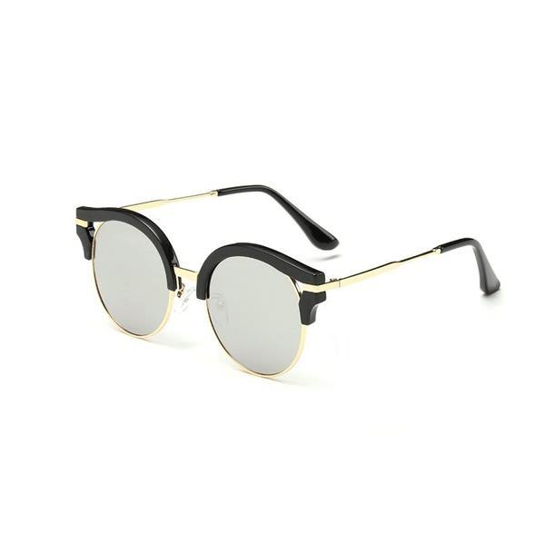 Solglasögon - Circle Look (Silver) (262476062) ᐈ Braoha på Tradera fa348ef286a02