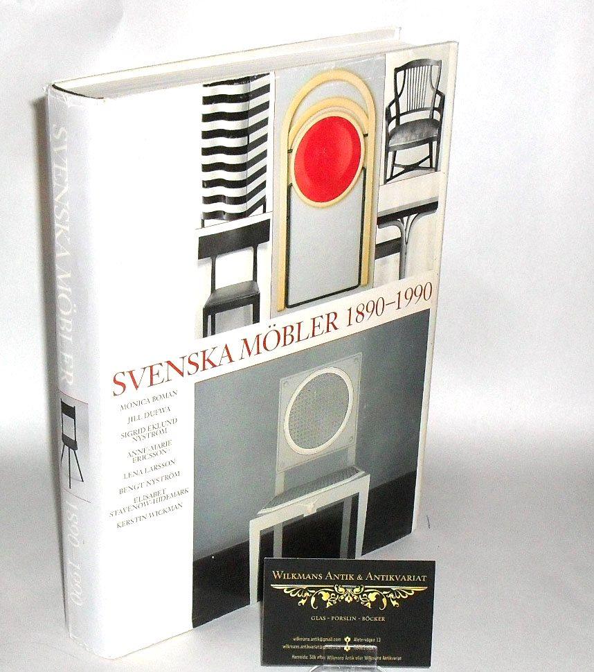 Svenska möbler 1890-1990 : Boman Monica på Tradera.com ...