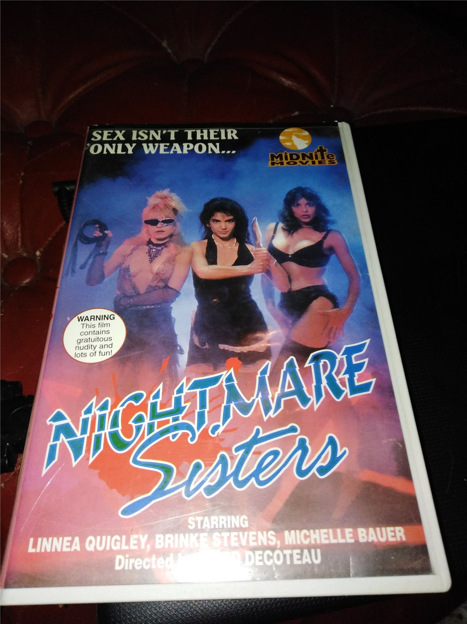 nightmare sisters film