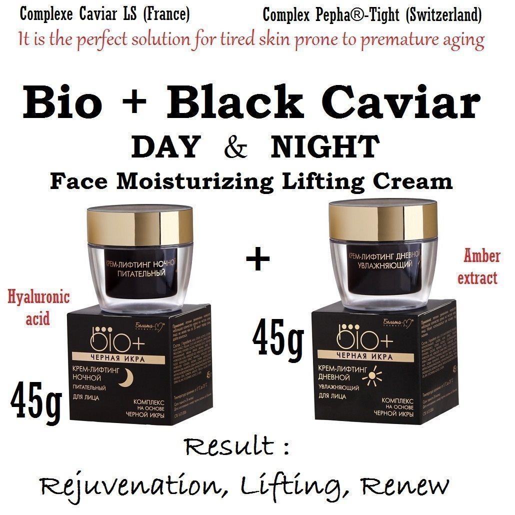 caviar dagkräm