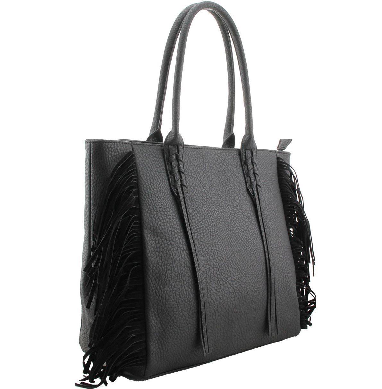 Shelly tassle handbag