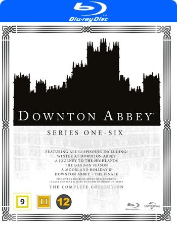 winter at downton abbey