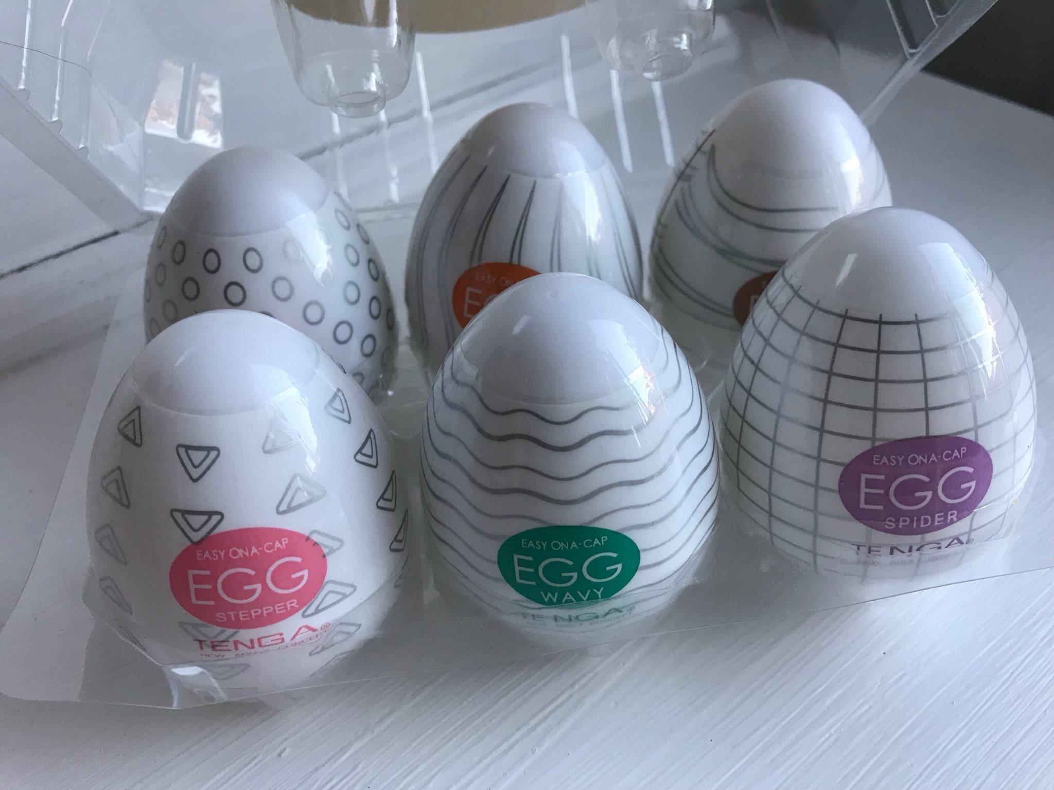 Tenga Gg 6 Pack 311905665 Kp P Tradera Egg Wavy