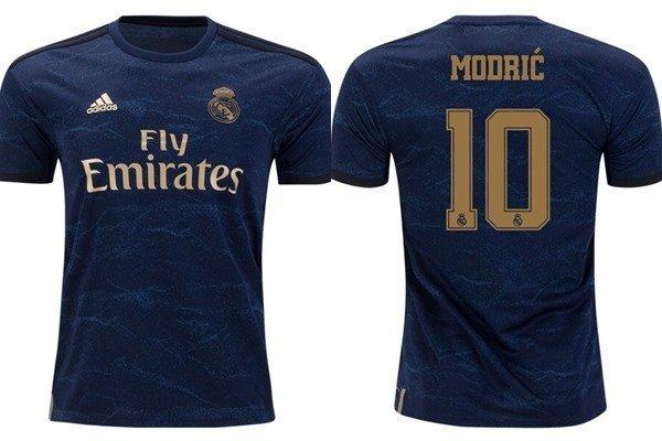 Modrić 10 Real Madrid Home Jersey 201920 (Adidas)