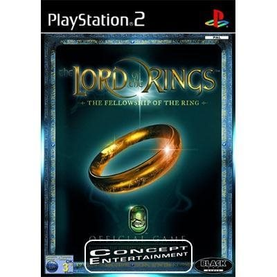 LORD OF THE RINGS THE FELLOWSHIP OF THE RING (Nytt) till Sony Playstation 2, PS2