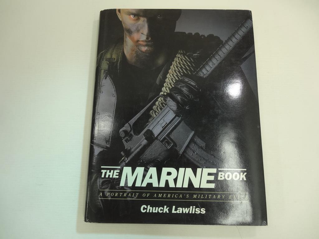 The Marine Book: A Portrait of America's Military Elite