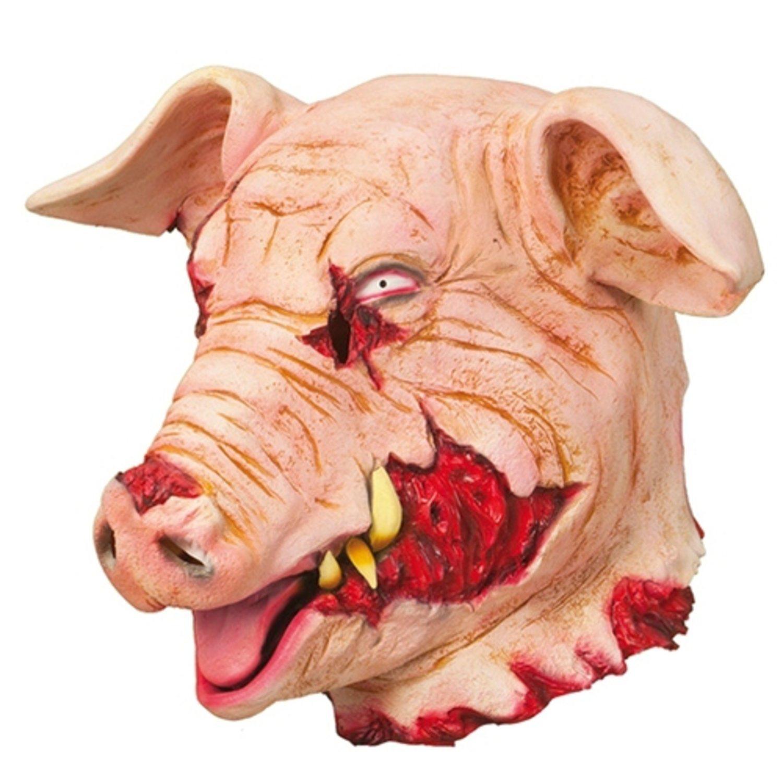 Blodiga bilder pa svenska grisar