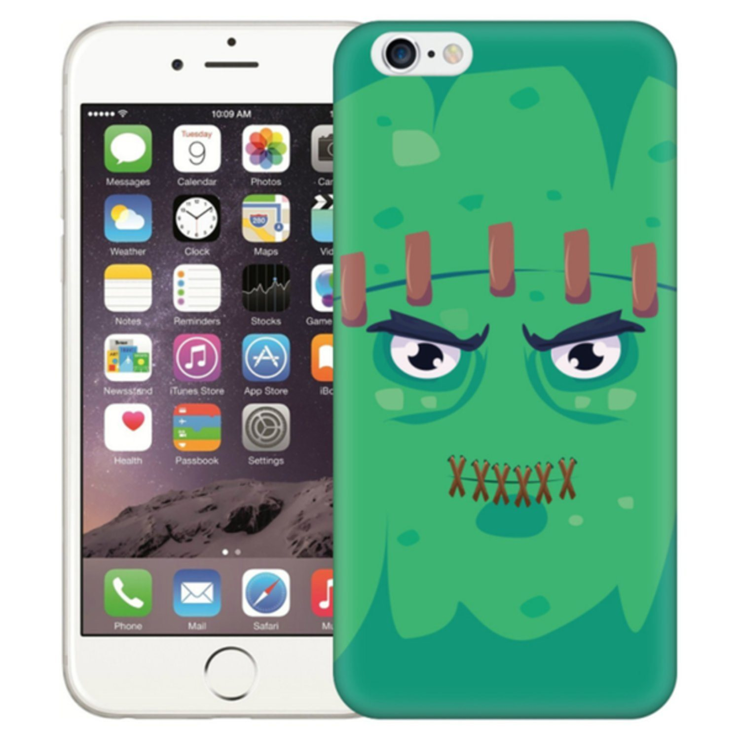 iPhone 6/6s Skal Muted Monster