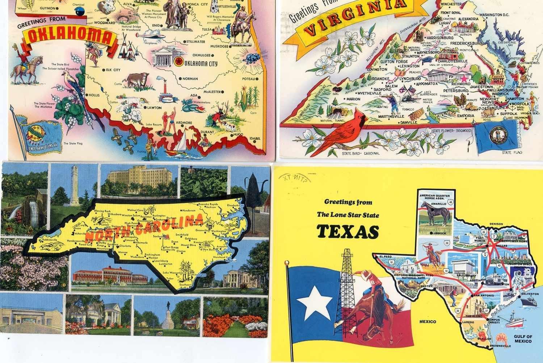 Stockvektor 1007359081 Med Oversiktskarta Over Amerikas Forenta