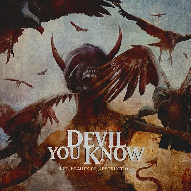 Devil You Know ?– The Beauty Of Destruction 2LP (Killswitch Engage)