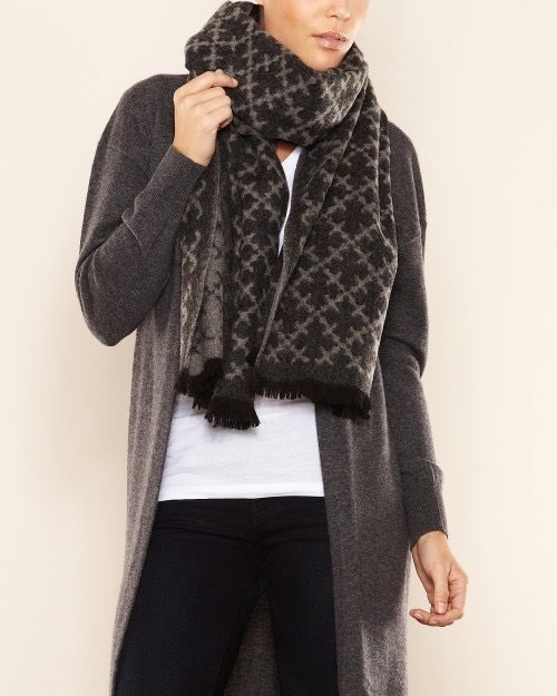 by malene birger ominda scarf