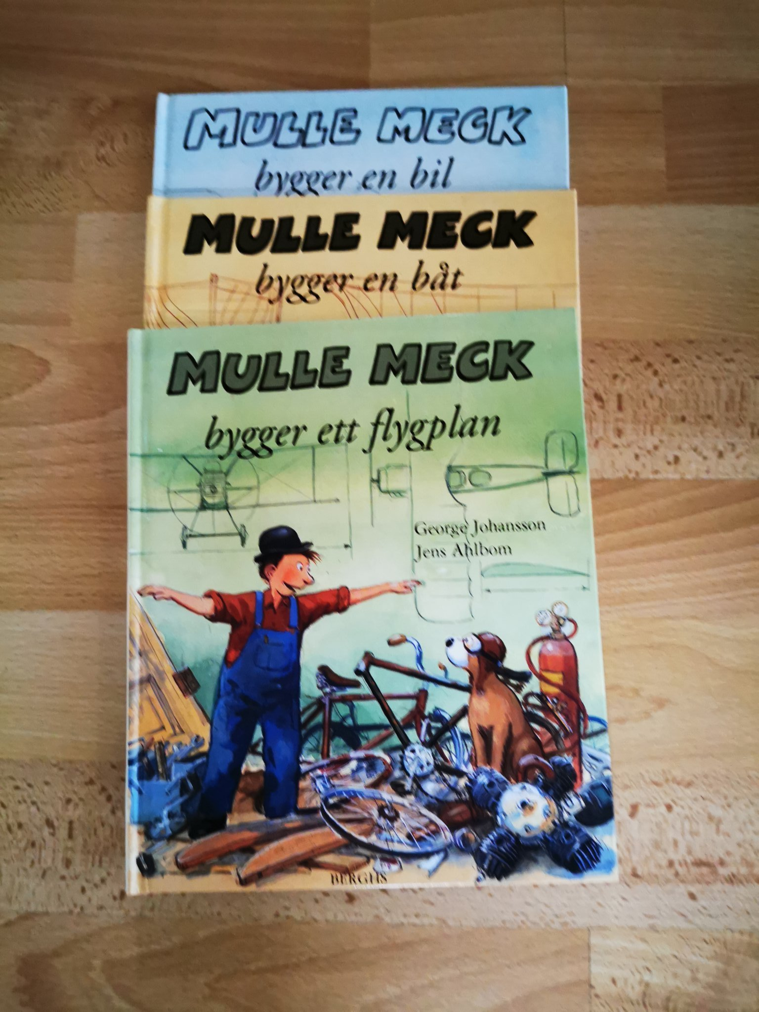 Bocker Med Mulle Meck 367404783 ᐈ Kop Pa Tradera