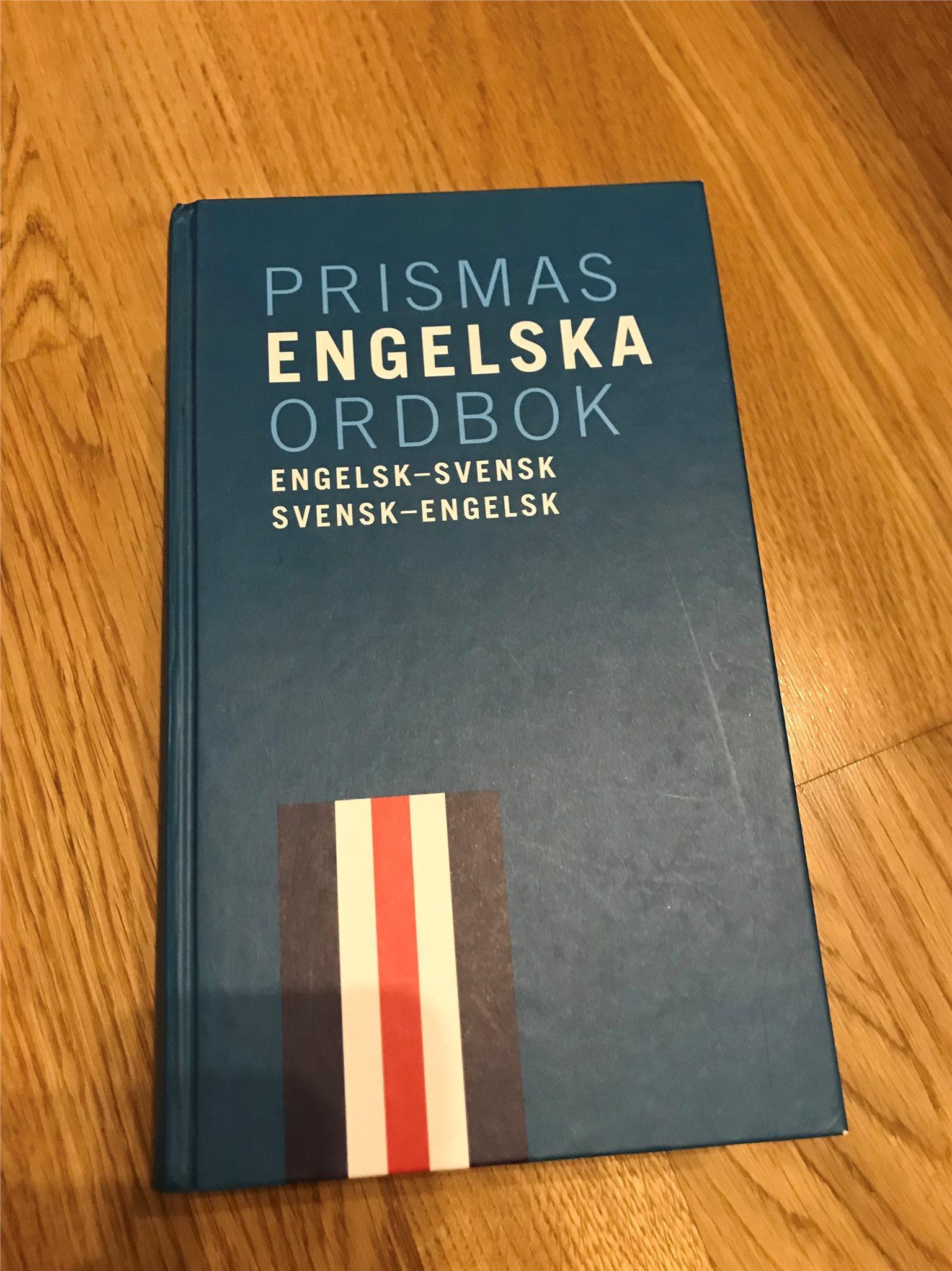 Prismas Engelska ordbok