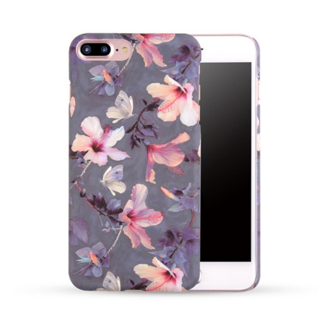 iPhone X Blommigt Mobilskal Japansk .. (321916687) ᐈ megabilligt på Tradera 7fb8c7cb994f7