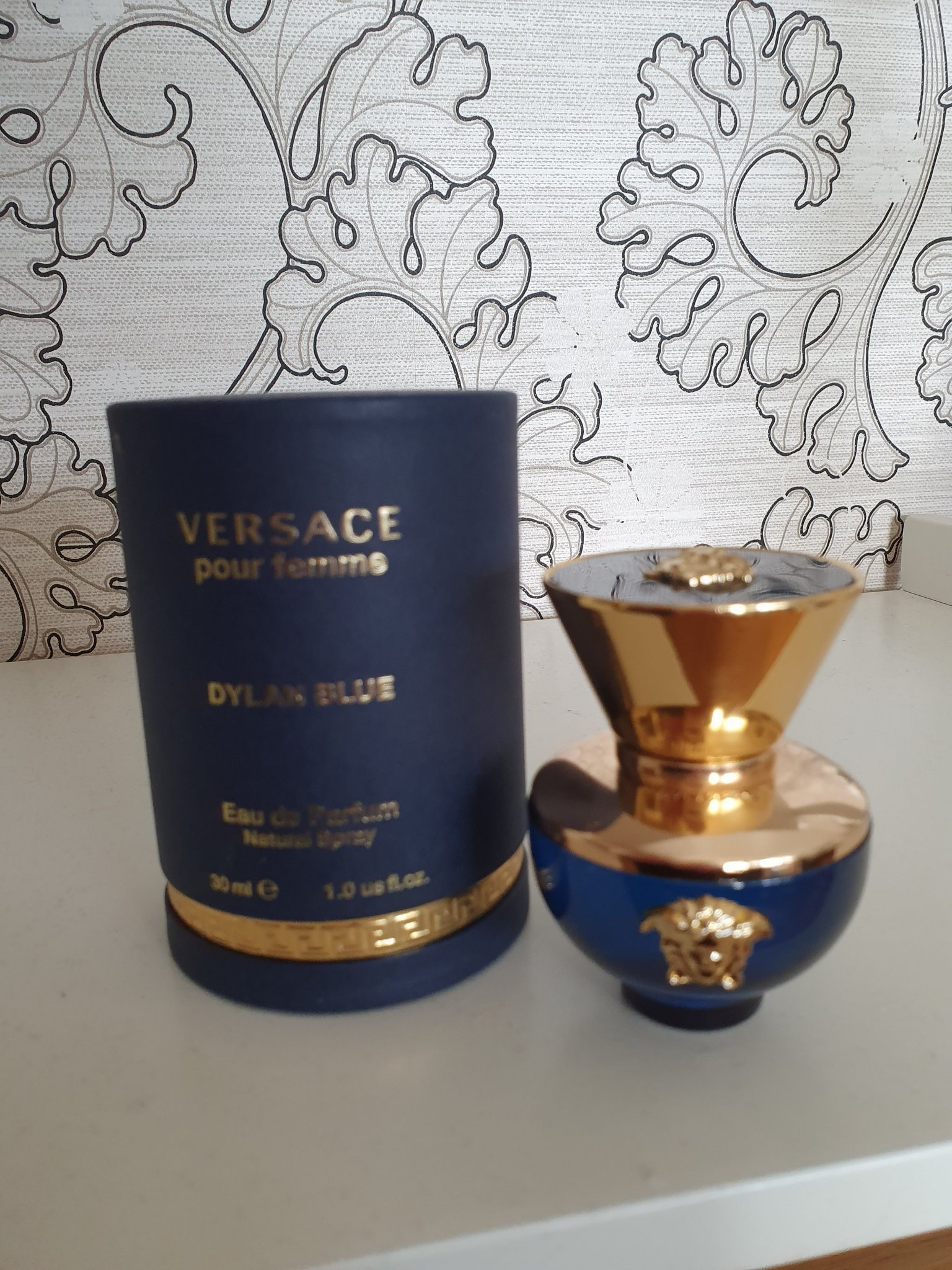 Dylan Blue Pour Femme EdP 50 ml Versace KICKS
