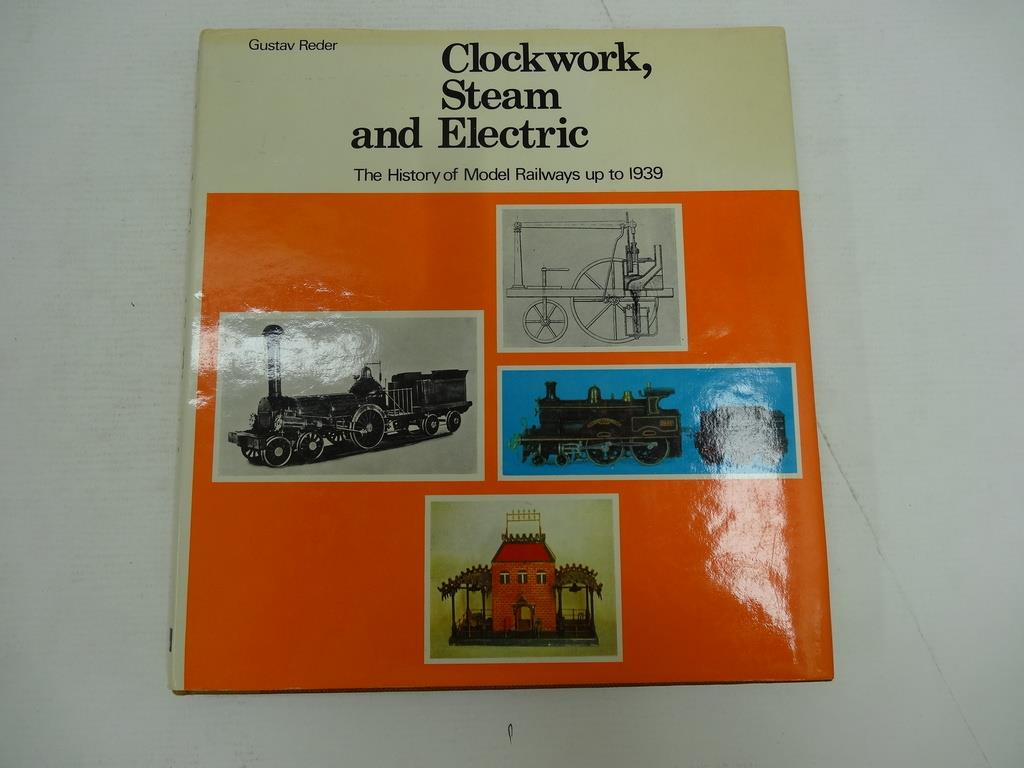 Clockwork, steam and electric - the history of model railways up to 1939