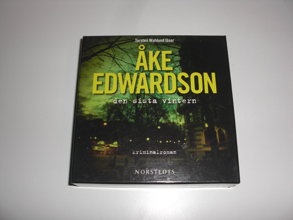 aad507c210d Den sista vintern - Åke Edwardson - Lj.. (269156243) ᐈ trippolo på ...