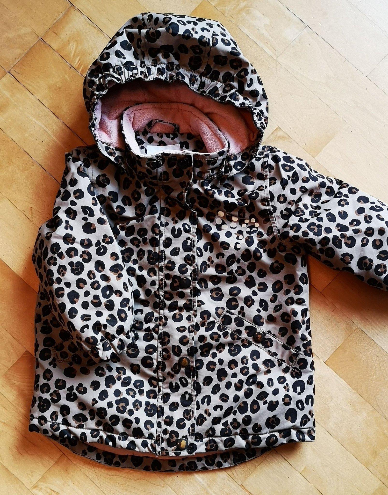 Vinterjacka leopard strl 92, Lindex (376704306) ᐈ Köp på