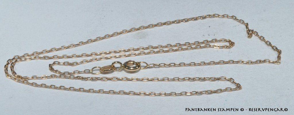 1 halsband ankarlänk 18k 1 c2f108af4f258