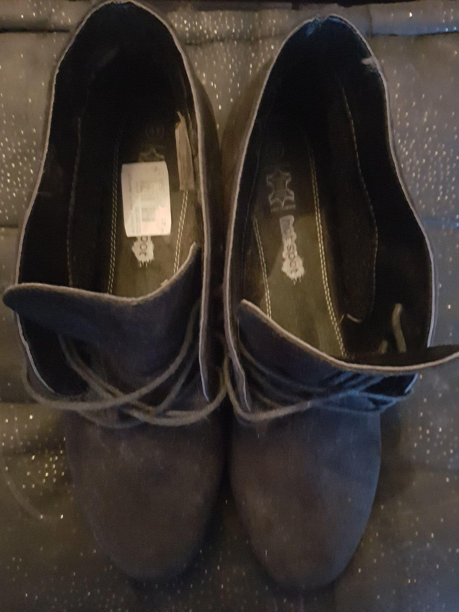 Nya kilklacks skor lite tjockare sula,41,399kr.. (373810424