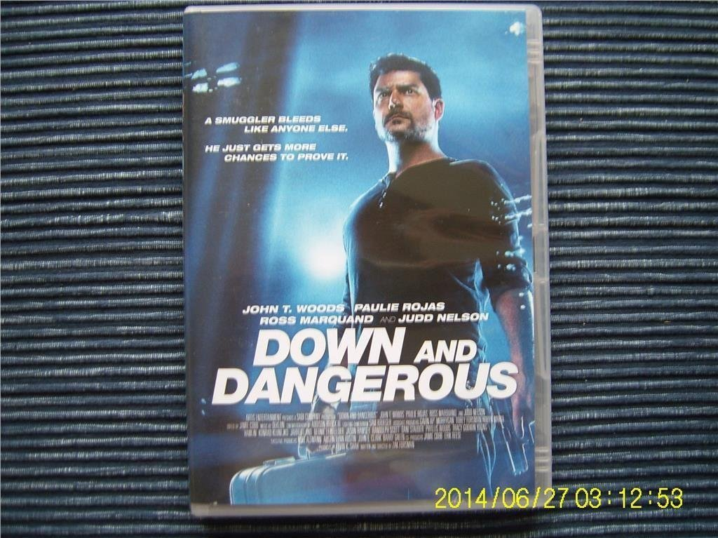 DVD - Down and dangerous