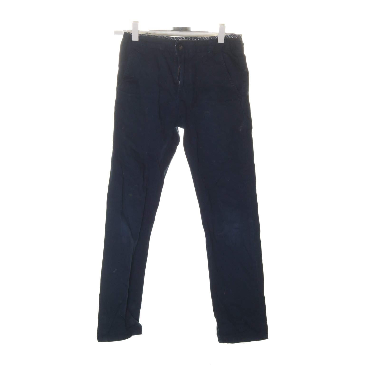 Holly & Whyte by Lindex, Chinos, Strl: 152, Blå, Bomull