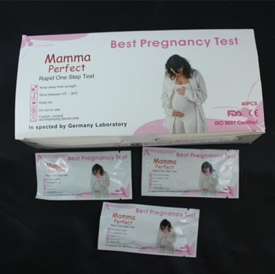 graviditetstest 10 miu