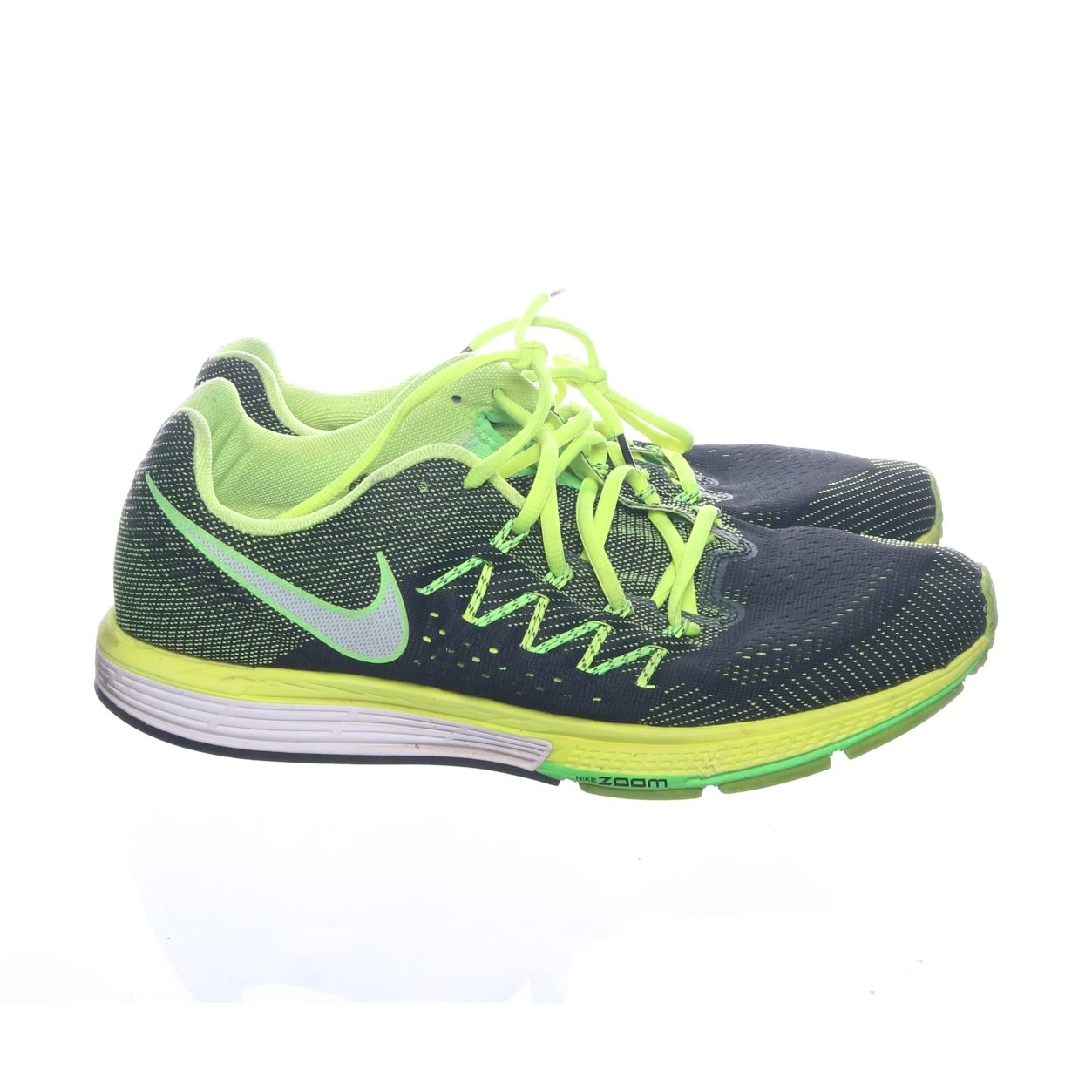 the latest d8371 489a3 Nike, Löparskor, Strl  42.5, Zoom Vomero 10, Grön Svart