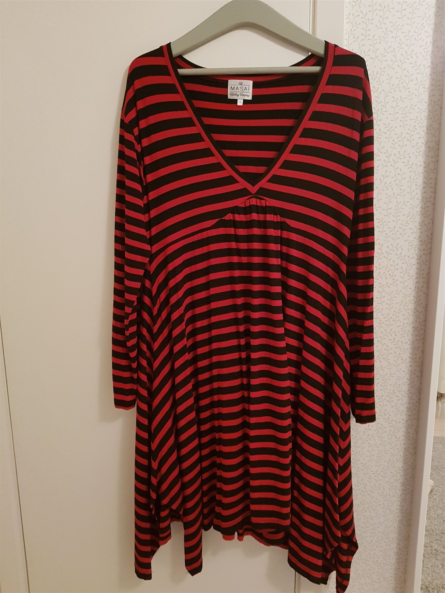 Masai tunika/ klänning storlek XXL