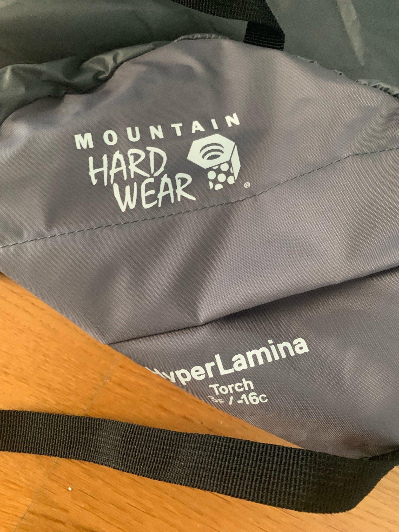 wiggle.se | Mountain Hardwear HyperLamina Flame Sovsäck