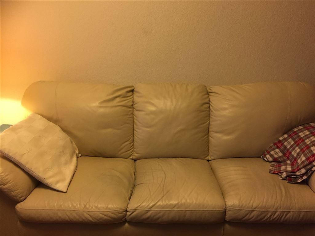 Howard 3-sits soffa på Tradera.com - Soffor för vardagsrum ...