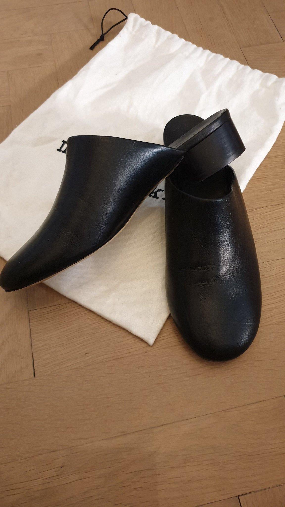 Marimekko sko slip in skinn svart 37 (351905260) ᐈ Köp på