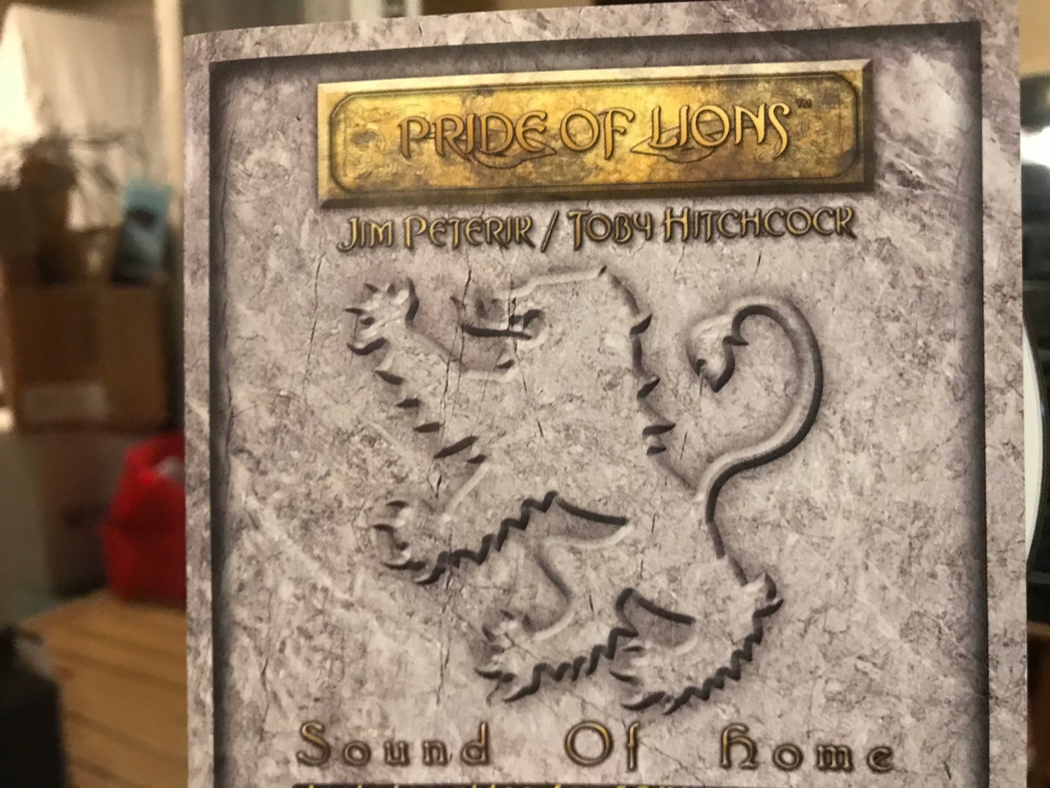 Pride Of Lions -Sound of home EP Aor