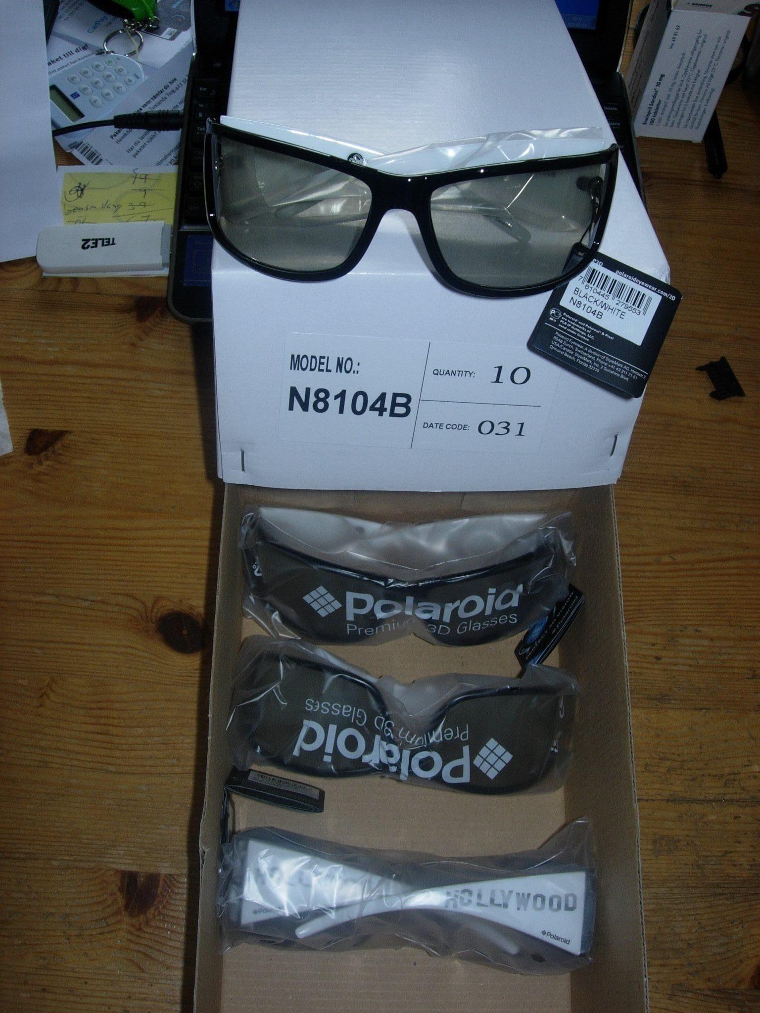 Solglasögon polaroid Fiske,