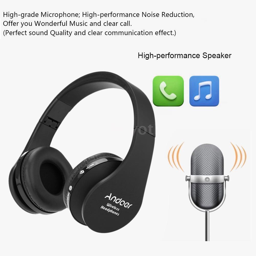 Foldable Wireless Bluetooth Over Ear Headphones.. (314673599) ᐈ Köp ... 1ab984b6b5d43