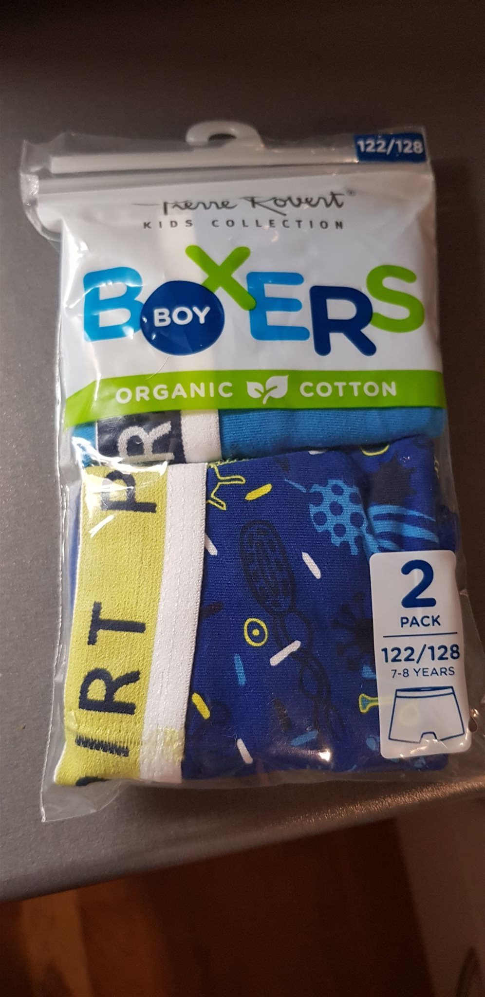 Pierre Robert Kalsonger Boy EKOLOGISK BOMULL (336053323) ᐈ Köp på ... 5baa0280a1844