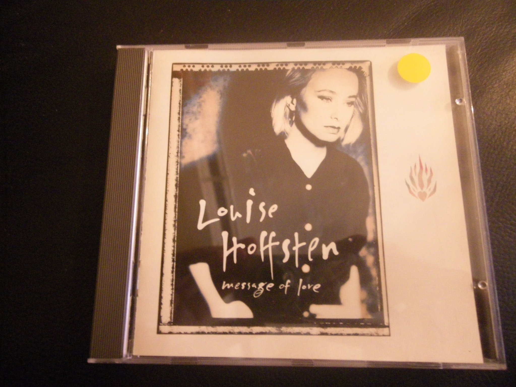 louise hoffsten message of love cd