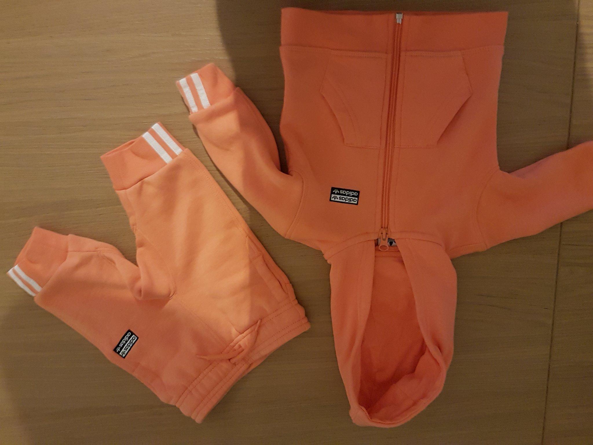 Adidas baby set (390163685) �?Köp på Tradera