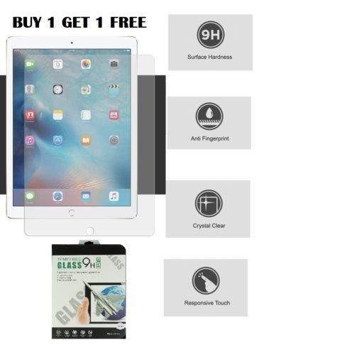 iPad 2,3,4 Tempered Glass Screen Protector/ Skärmskydd - Köp 1 Få