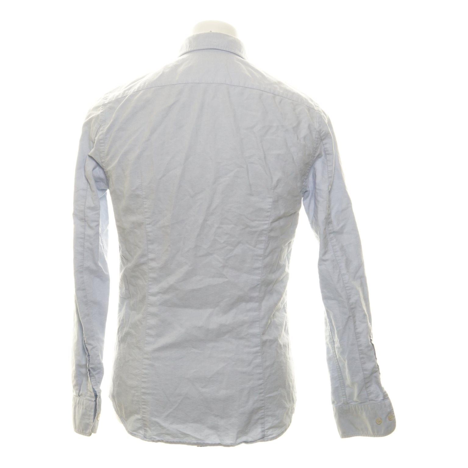 Filippa Filippa Filippa K, Skjorta, Strl: XS, Slim Fit, Ljusblå 50a5db