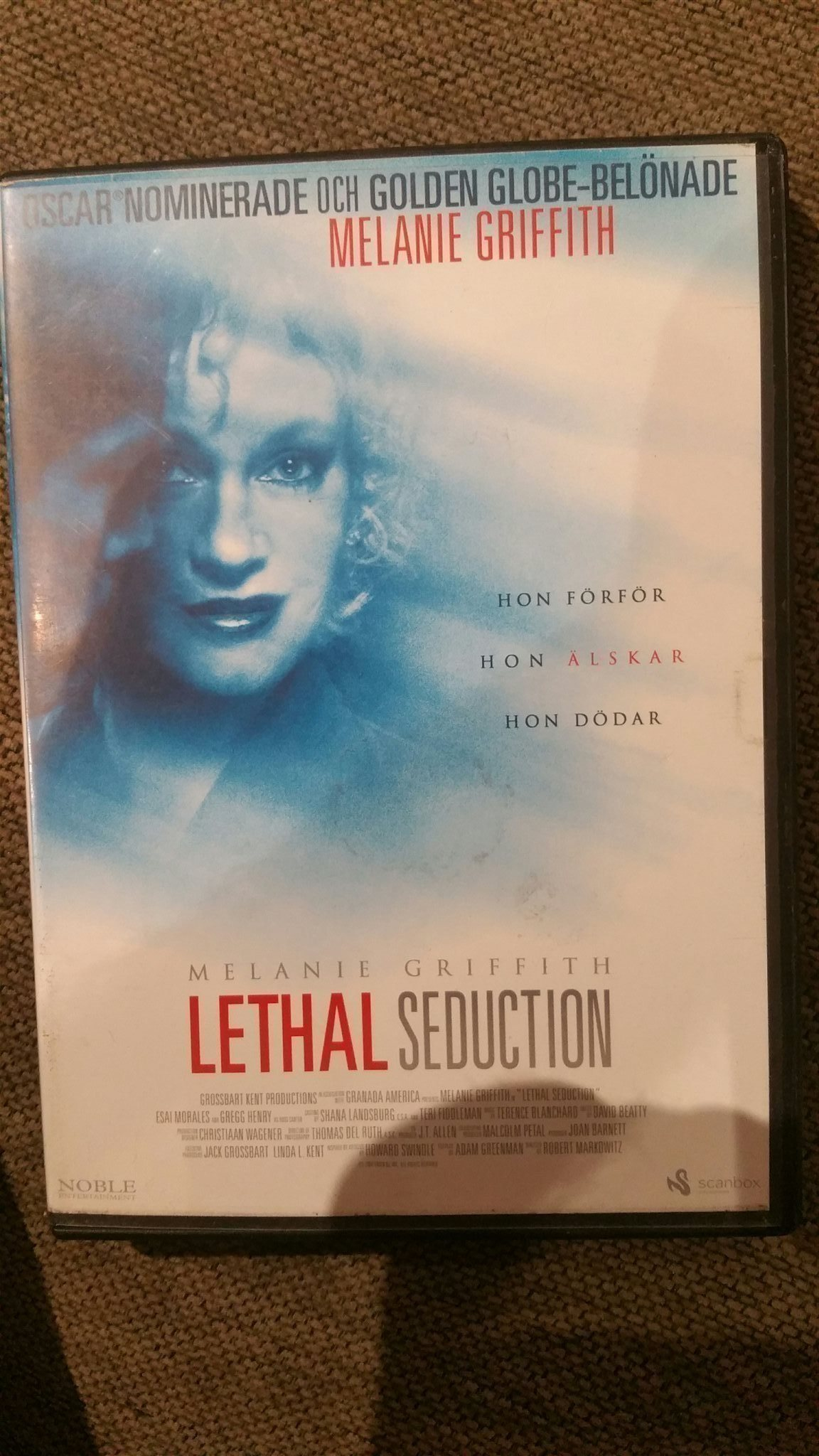 Lethal seduction- EJ SAMFRAKT!