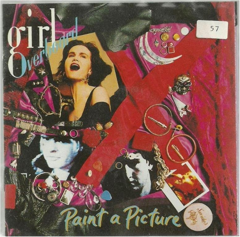 GIRL OVERBOARD - PAINT A PICTURE