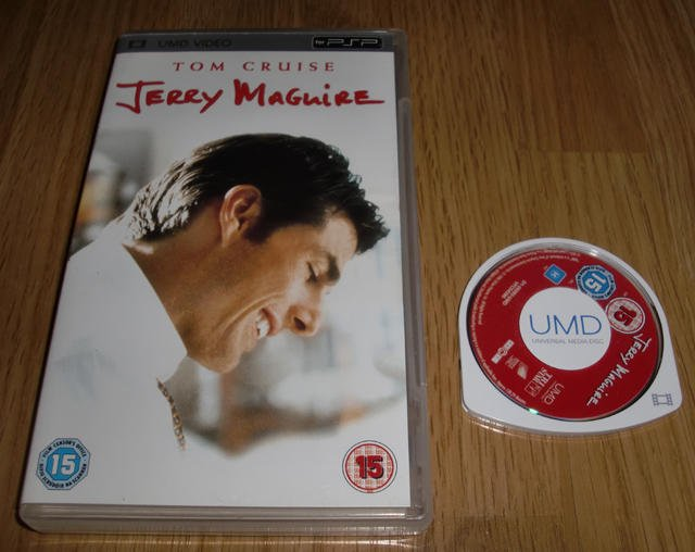 PSP-Film: Jerry Maguire ★