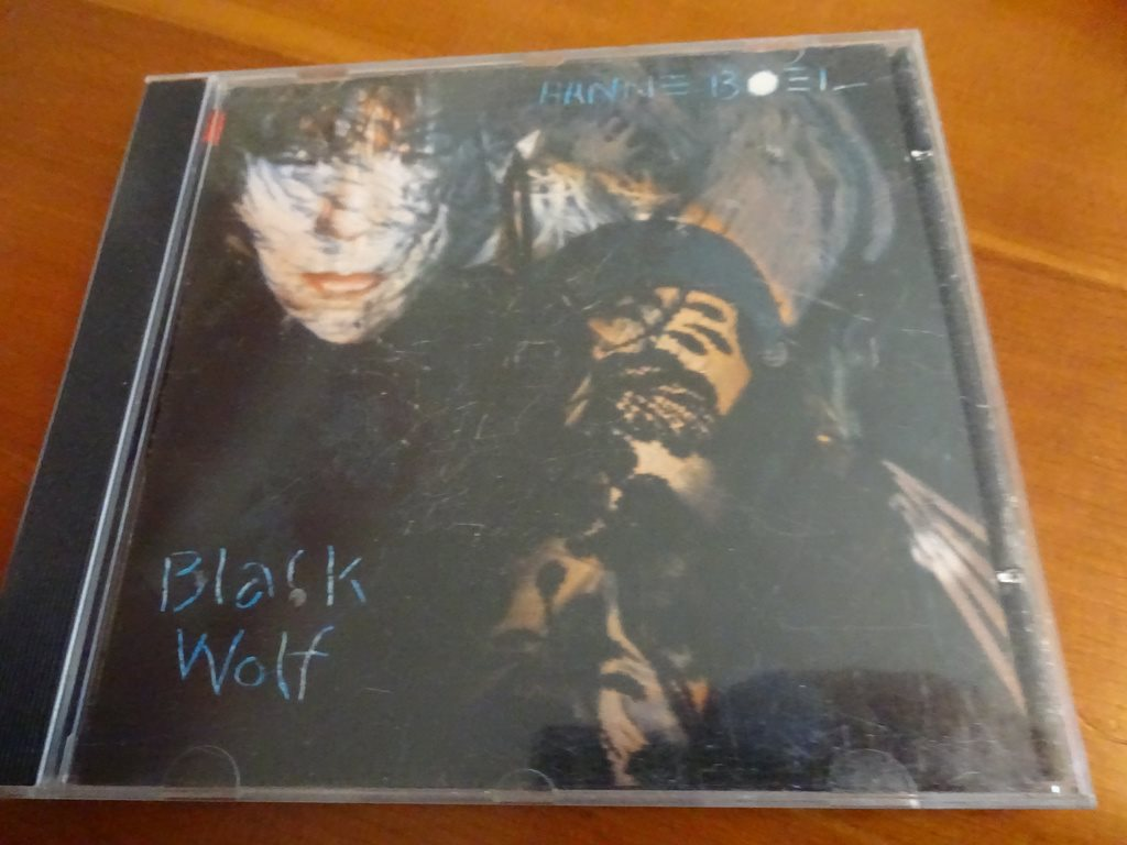 Hanne Boel Black Wolf CD