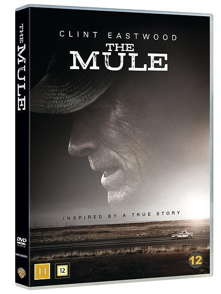 The Mule - Import UK med Svensk text
