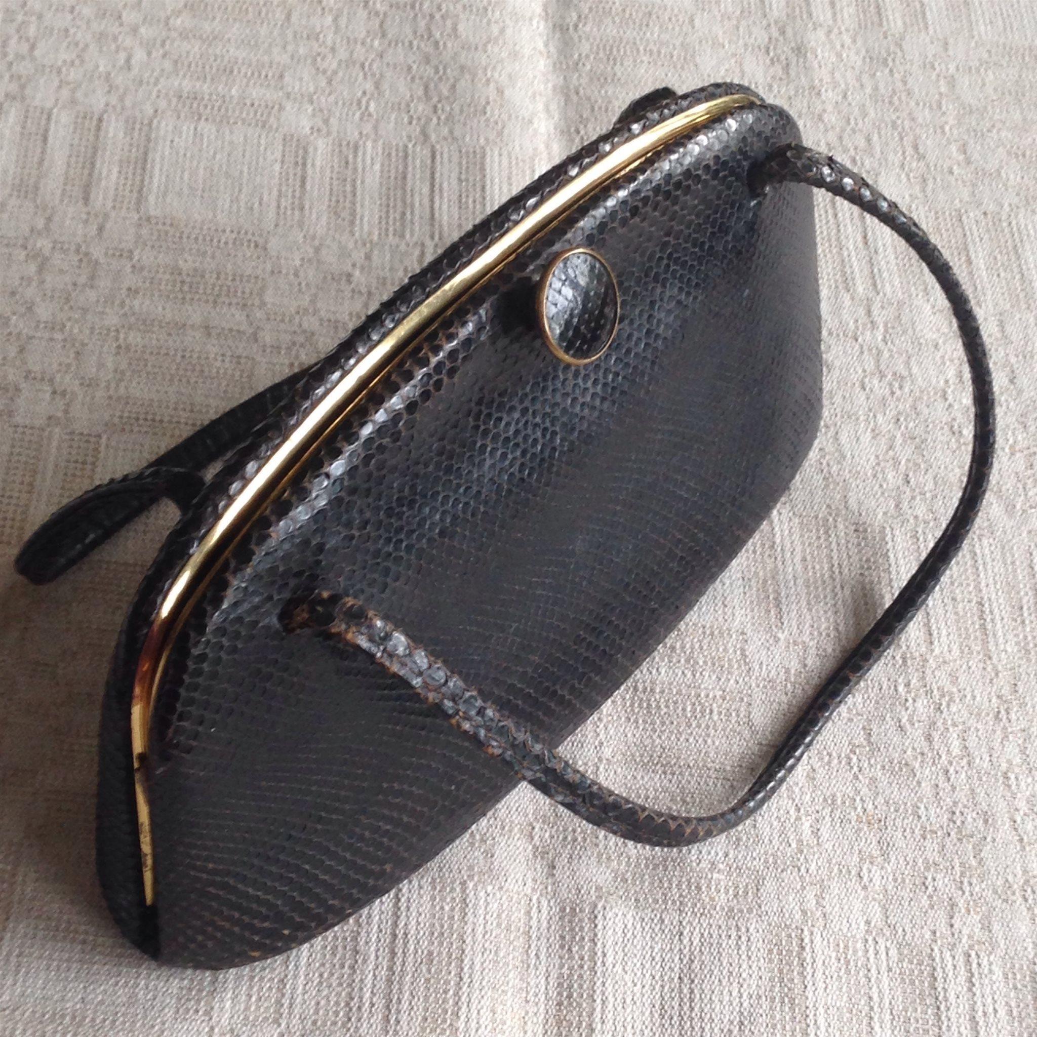 Handväska Vintage