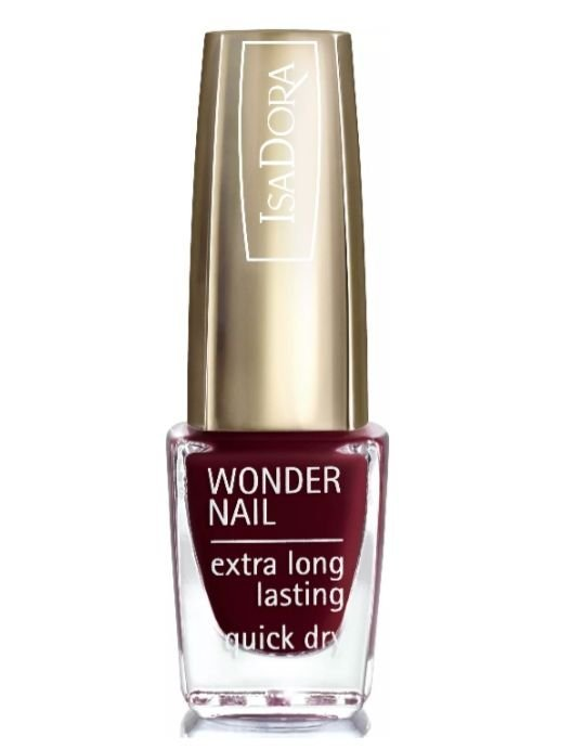 Isadora nagellack 543 Baroque blood