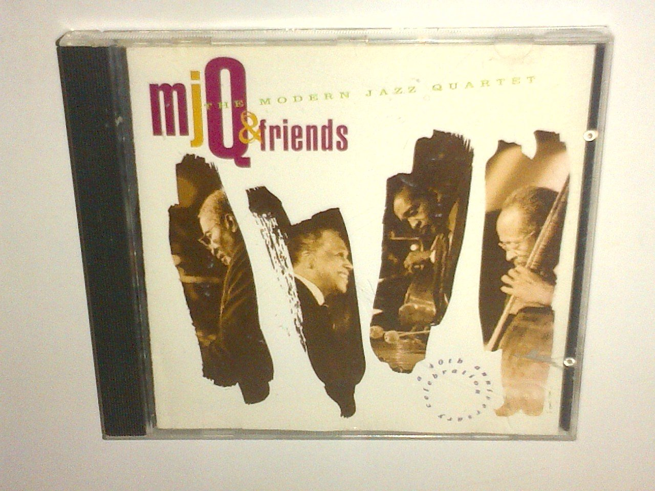 The Modern Jazz Quartet MJQ & Friends