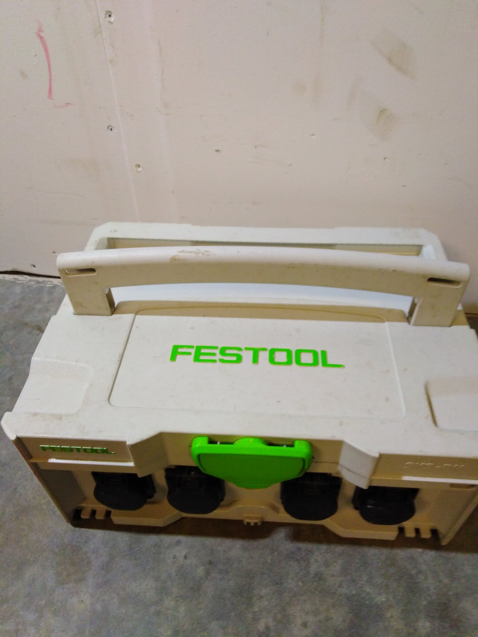 Festool sys pH