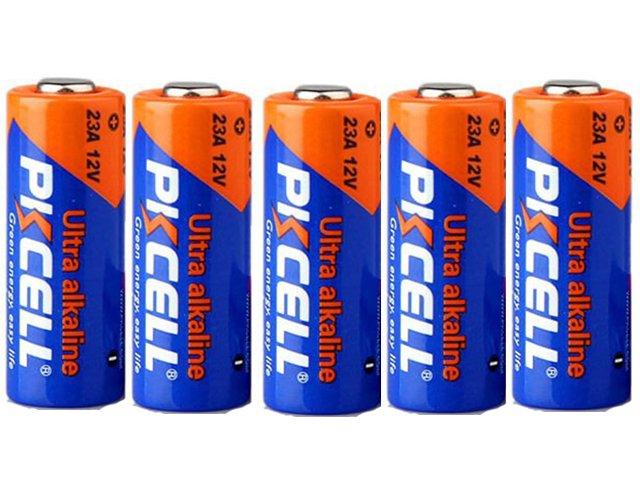Seriøst A23 5-pack Alkaliska batterier 12v PKC.. (324065176) ᐈ Inkbuddy UX69